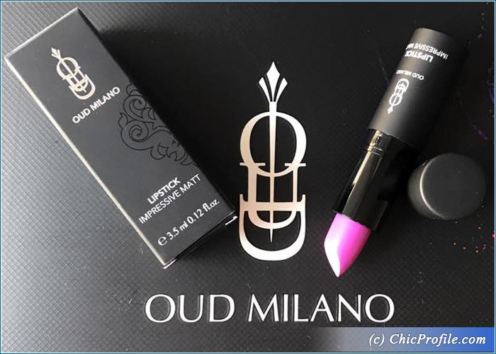 Oud Milano Makeup Swatches, Photos