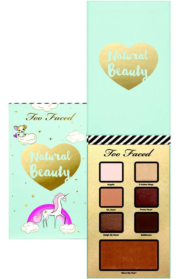 Too Faced Holiday 2017 Collection - Beauty Trends and Latest ...