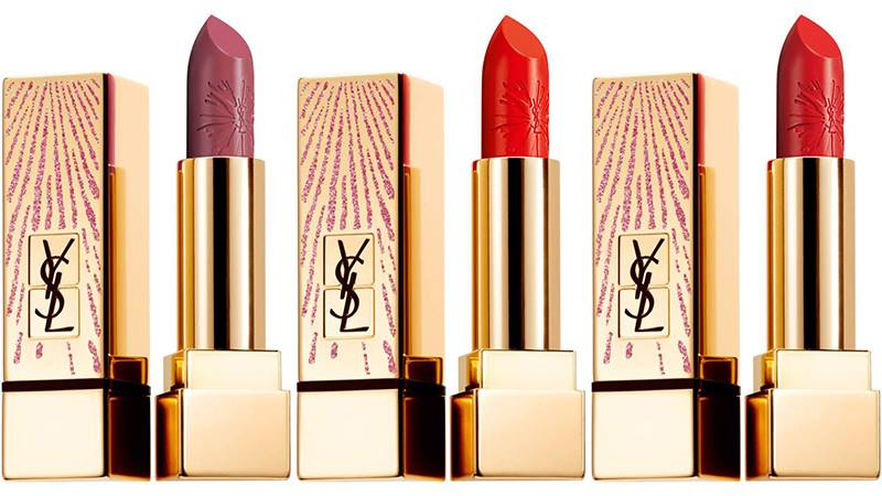 Ysl Rouge Pur Couture Dazzling Lights Lipstick Beauty
