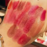 Giorgio Armani Ecstasy Shine Lip Cream Swatches, Impressions