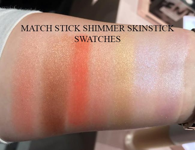 Fenty Beauty By Rihanna Collection Swatches Impressions