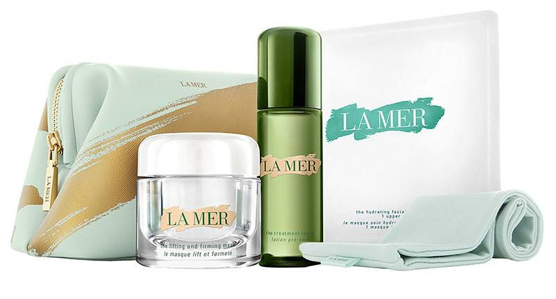 2017 Holiday Collectiongift setLa Mermakeup collectionskincare collection