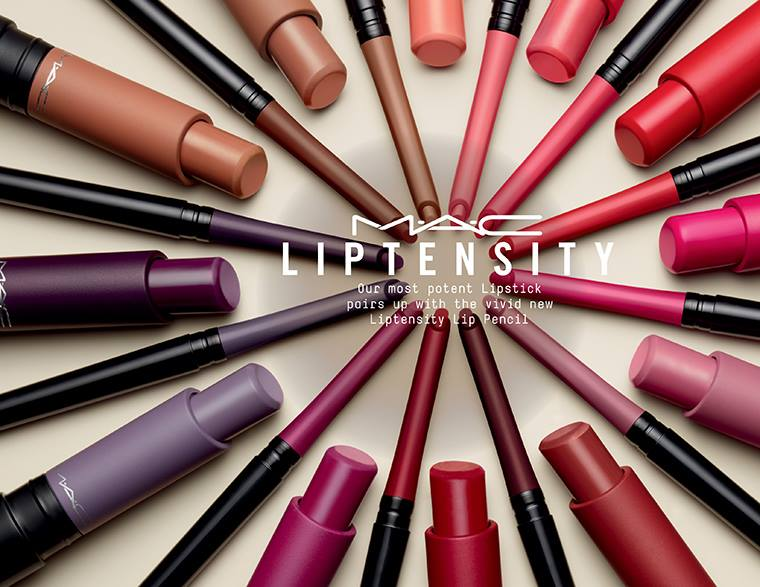 mac liptensity lip pencil collection fall 2017 beauty