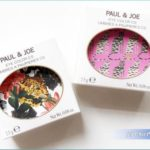 Paul & Joe Eye Colors Review, Swatches, Photos