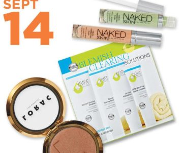 ULTA 21 Days of Beauty 14 September 2017