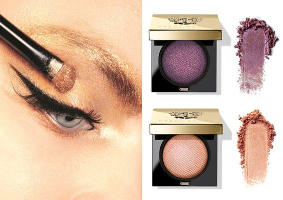 Bobbi Brown Luxe Eyeshadow Holiday 2017 Beauty Trends And