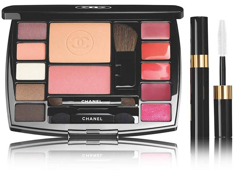 Chanel Holiday 2017 Sets at Nordstrom  Beauty Trends and Latest Makeup Collections  Chic Profile
