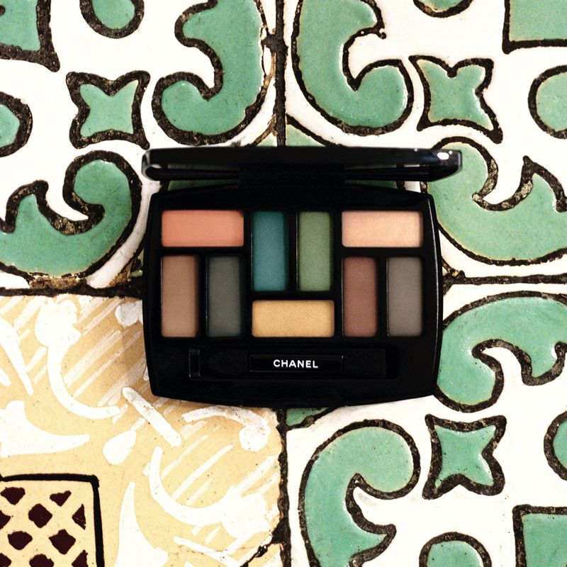 Chanel Ss18 Neapolis New City Collection Color Story Beauty Trends