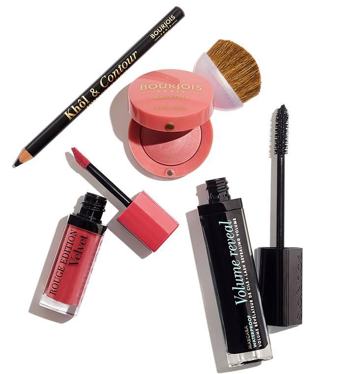 Bourjois makeup