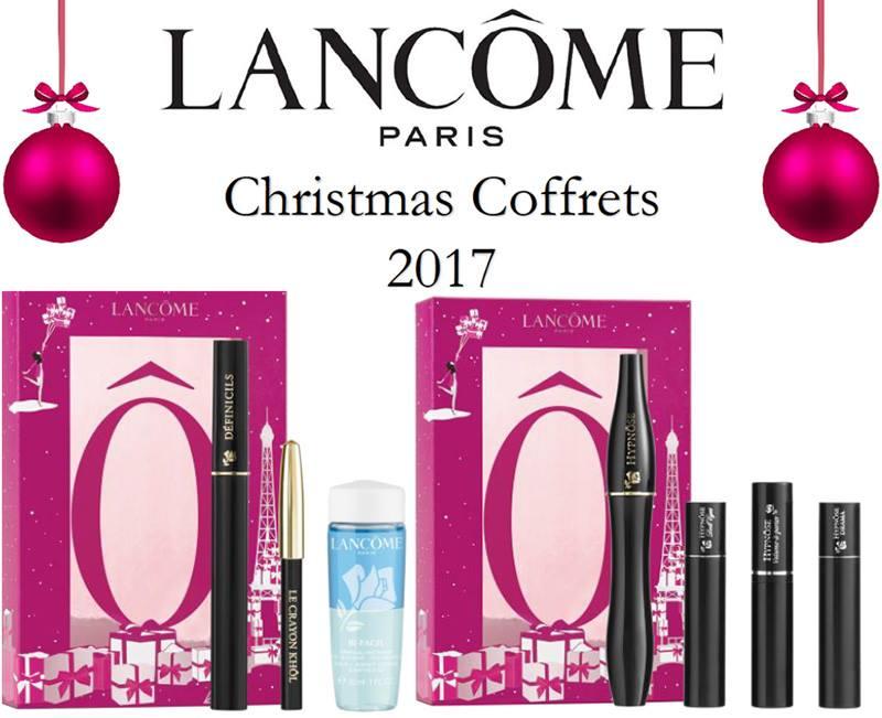 Lancome Christmas 2017 Collection Gift Sets - Beauty ...