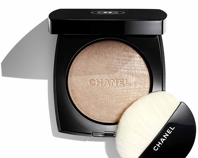 chanel poudre lumiere highlighting powder november 2017 beauty trends and latest makeup. Black Bedroom Furniture Sets. Home Design Ideas