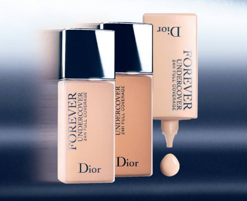 dior diorskin forever undercover foundation 24h full coverage spring 2018 beauty trends and. Black Bedroom Furniture Sets. Home Design Ideas