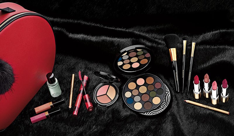 2017 Holiday CollectionElizabeth Ardenmakeup collection