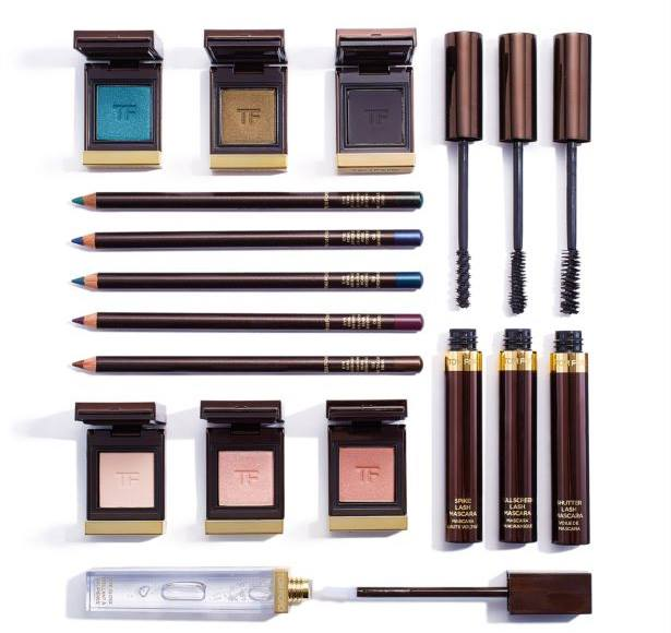 Tom Ford Eyes Of Tom Ford Holiday 2017 Collection Beauty Trends