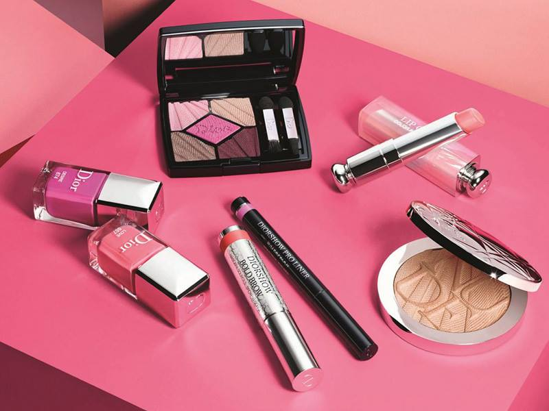Dior Spring 2018 Makeup Collection Swatches - Beauty Trends and ...