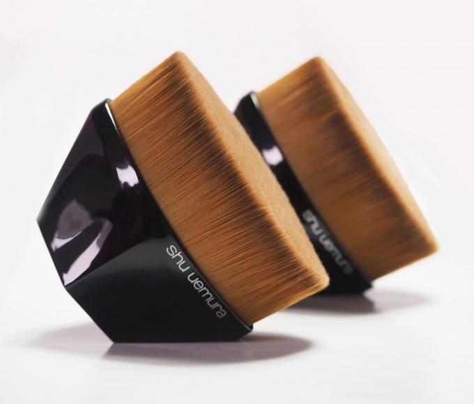 Shu Uemura Petal Skin Cushion Foundation Brush Beauty Trends And