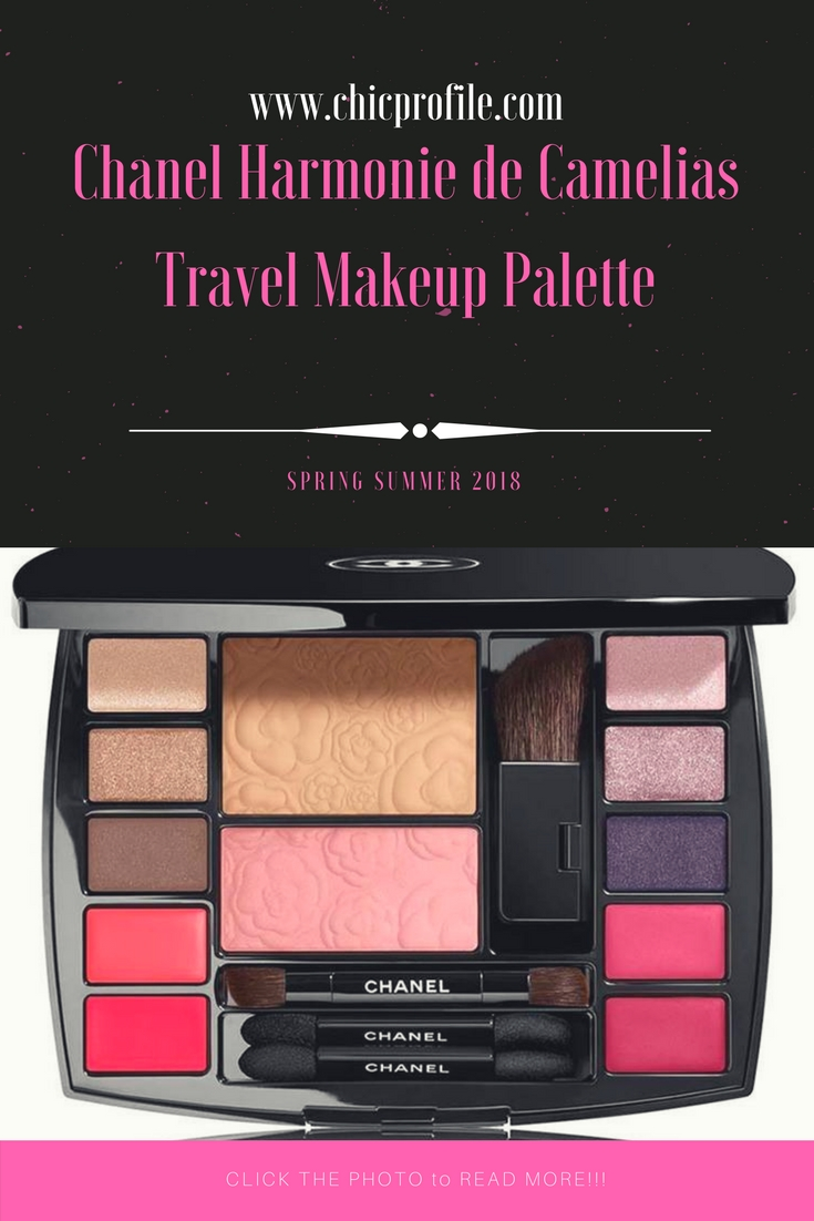 Chanel Travel Palette Makeup Harmonie