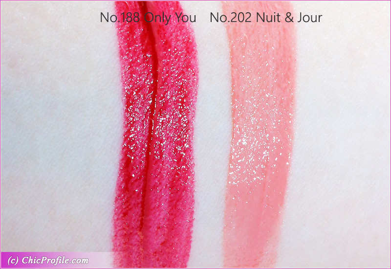 Lancome Only You, Nuit & Jour L'Absolu Lacquer Review, Swatches ...