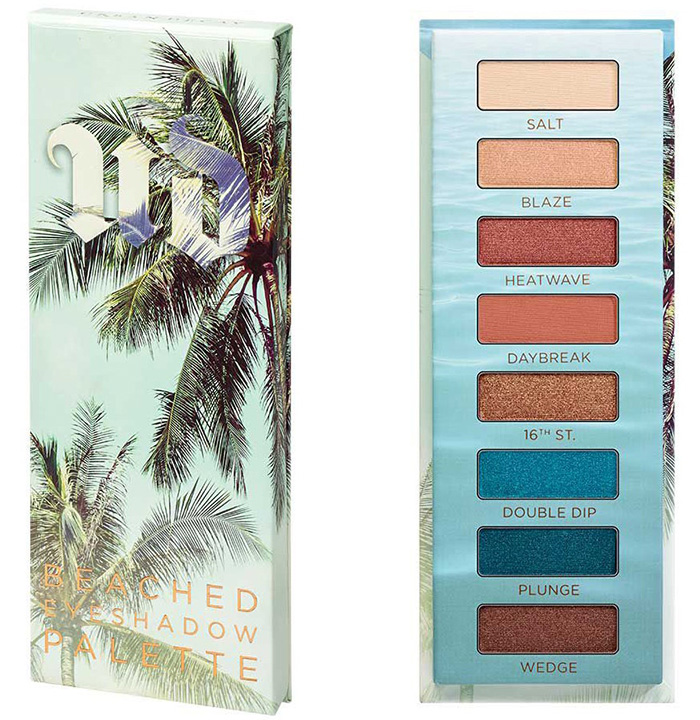 Urban Decay Beached Summer Collection Beauty Trends