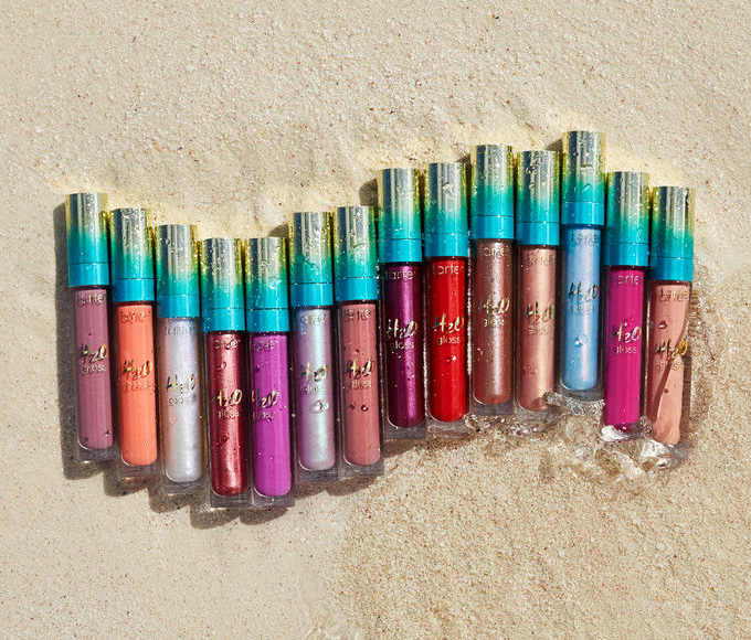 Tarte H2O Lip Gloss and Rainforest of the Sea Collection ...