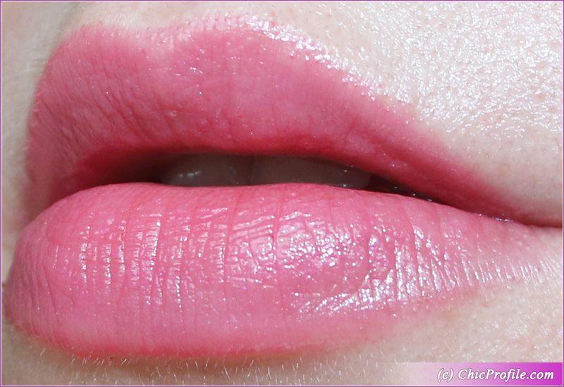 Dior Pink Drop Addict Lipstick Review, Swatches, Photos ...