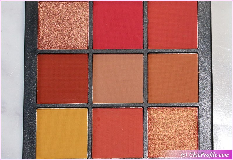 Huda Beauty Coral Obsessions Eyeshadow Palette Review ...