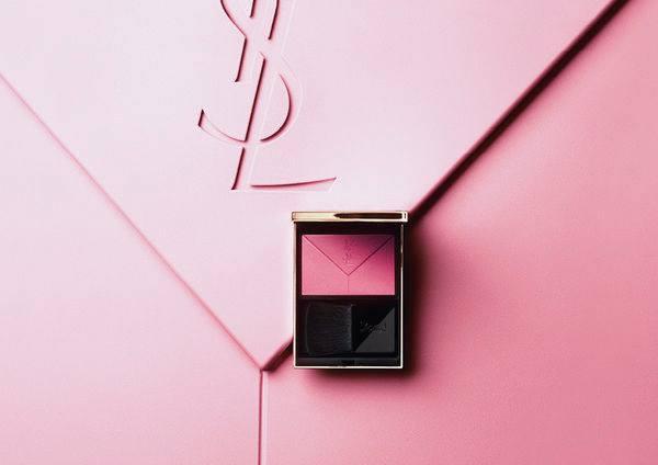 �ล�าร���หารู��า�สำหรั� ysl  Yves Saint Laurent couture blush