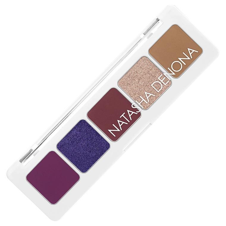 Natasha Denona Lila Mini Eyeshadow Palette Beauty Trends And Latest Makeup Collections Chic