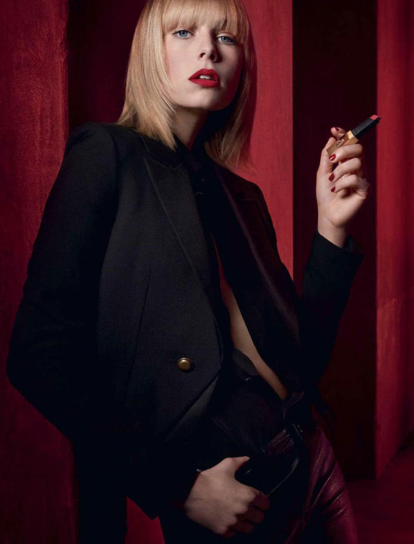 Ysl Rouge Pur Couture The Slim Matte Lipstick Fall 2018
