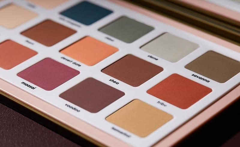 Natasha Denona Safari Eyeshadow Palette Available Now