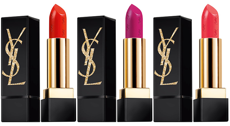 YSL Gold Attraction Holiday 2018 Collection