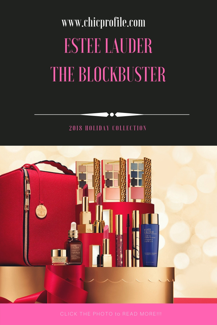 Estee Lauder Blockbuster 2018 Holiday Review Beauty