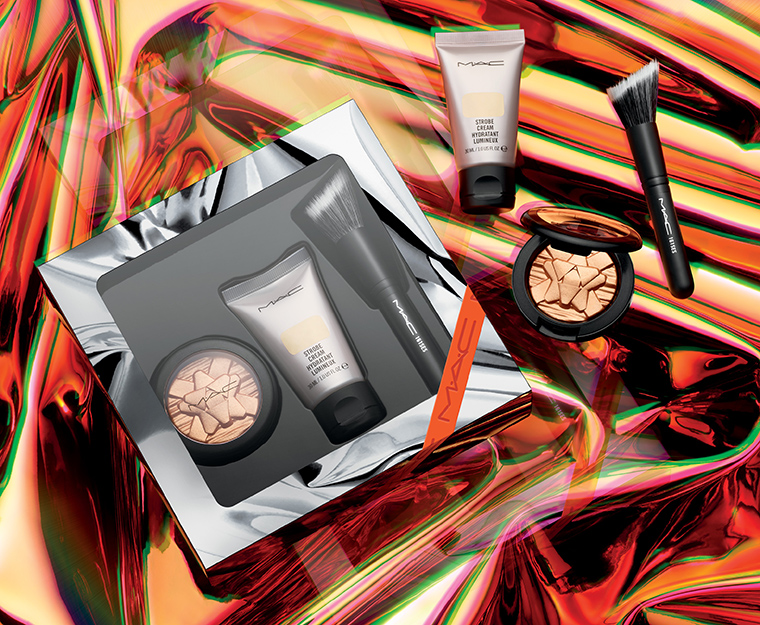 Mac Shiny Pretty Things Kits Holiday 2018 Collection