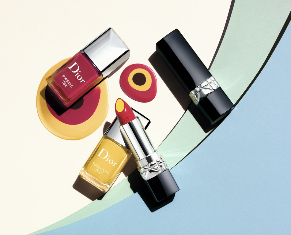 Dior Spring 2019 Makeup Collection Beauty Trends And Latest Makeup Collections Chic Profile