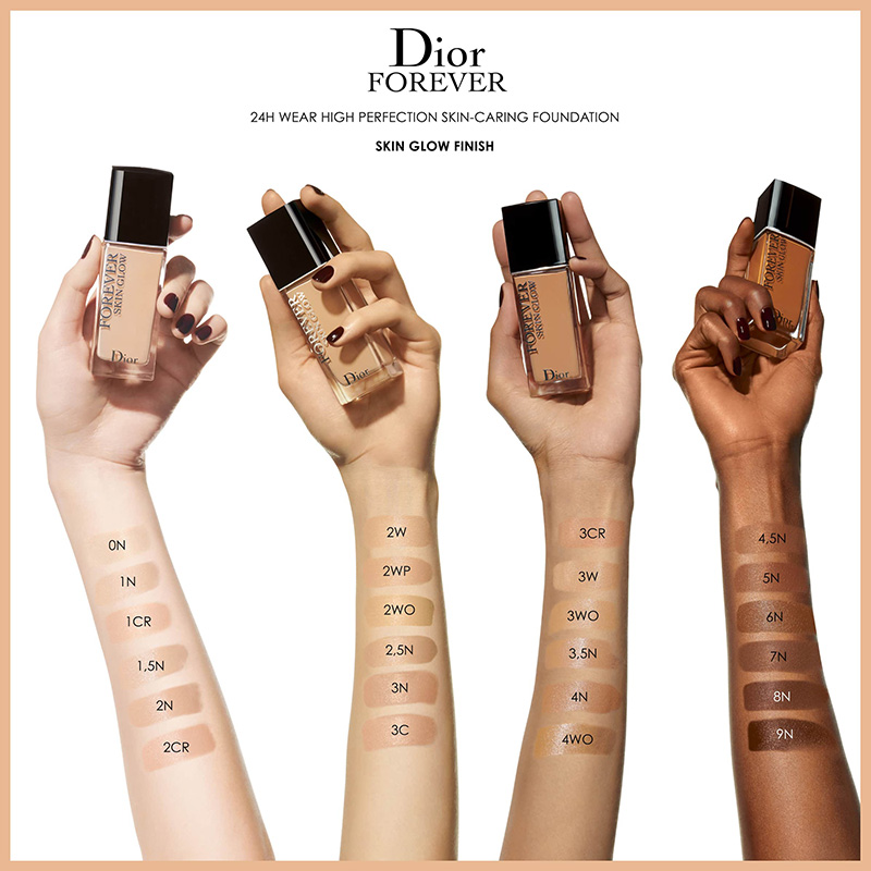 Dior Forever Skin Glow & Forever Foundations Spring 2019 ...