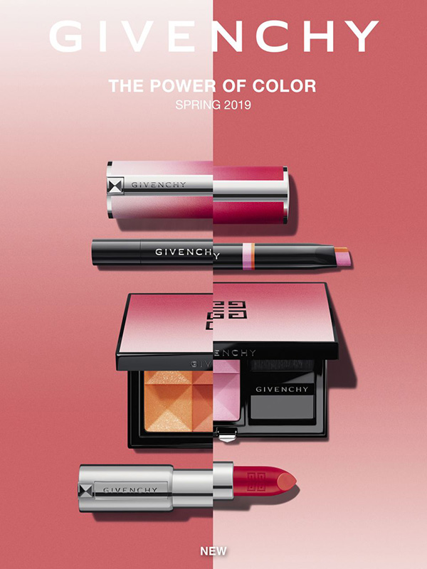 Power Of Color Spring 2019 Collection