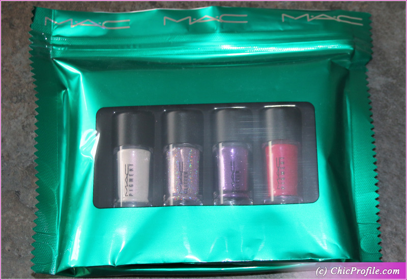 mac mini pigments set
