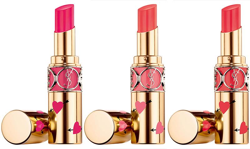 Ysl Rouge Volupte Shine Collector Oil In Stick Lipstick