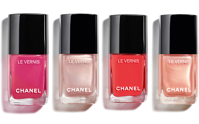 Chanel Le Blanc 2019 Collection Beauty Trends And Latest