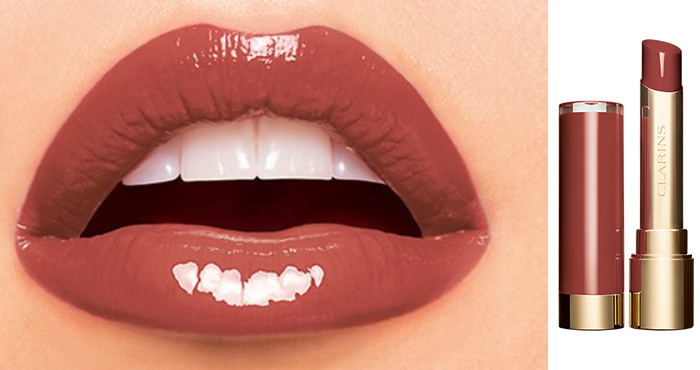 Clarins-Joli-Rouge-Lacquer-Nude-Brick - Beauty Trends and Latest
