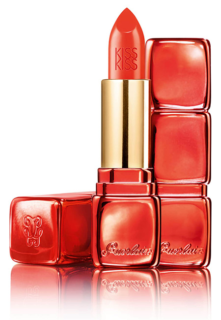 Guerlain Kisskiss Chinese New Year Lipstick 2019 Beauty Trends And Latest Makeup Collections