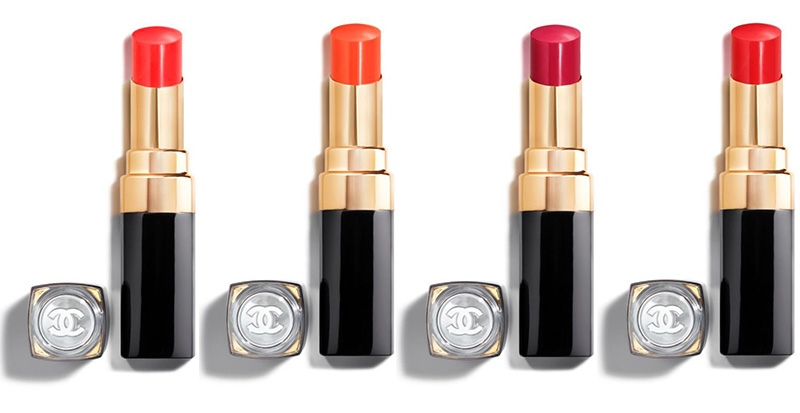 Chanel Rouge Coco Flash 2019 Lipsticks Beauty Trends And Latest