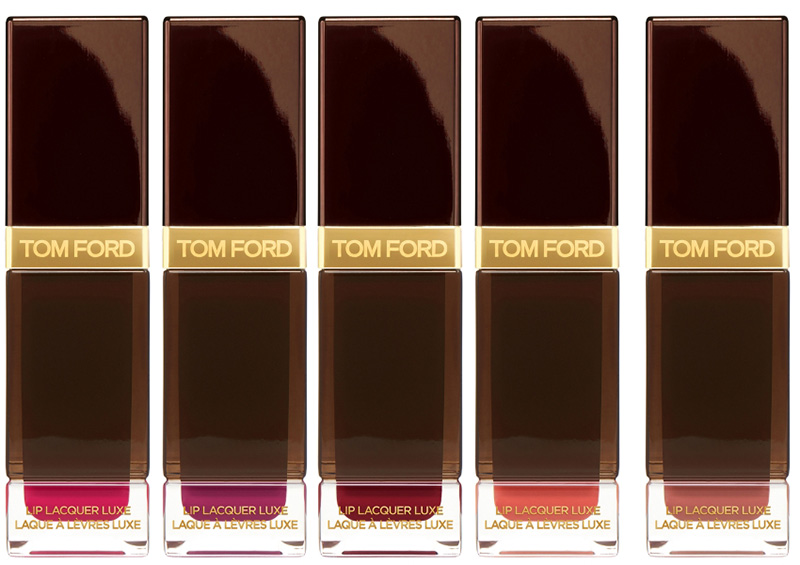 Tom Ford Lip Lacquer Luxe 2019 Shades Beauty Trends And