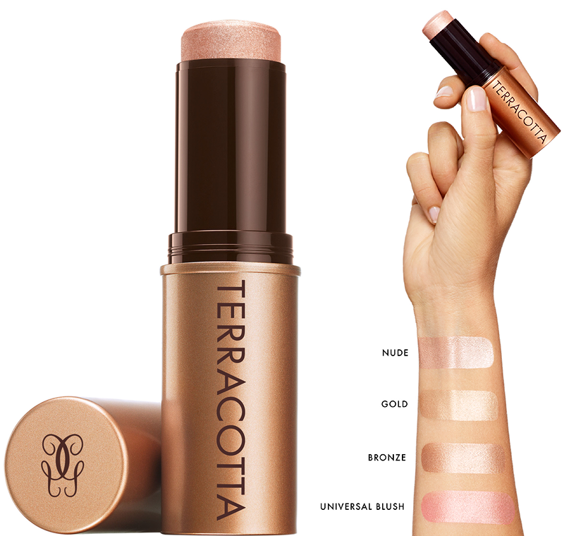 Guerlain-Summer-2019-Terracotta-Highlighting-Stick-Swatches - Beauty Trends  and Latest Makeup Collections | Chic Profile