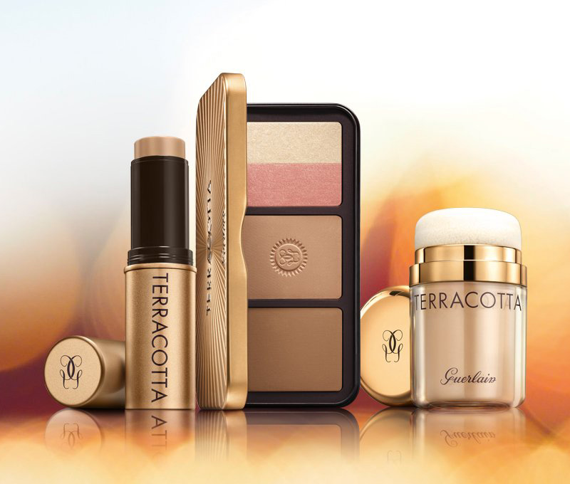 Guerlain Terracotta Summer 2019 Collection Guerlain Terracotta Summer 2019  Collection