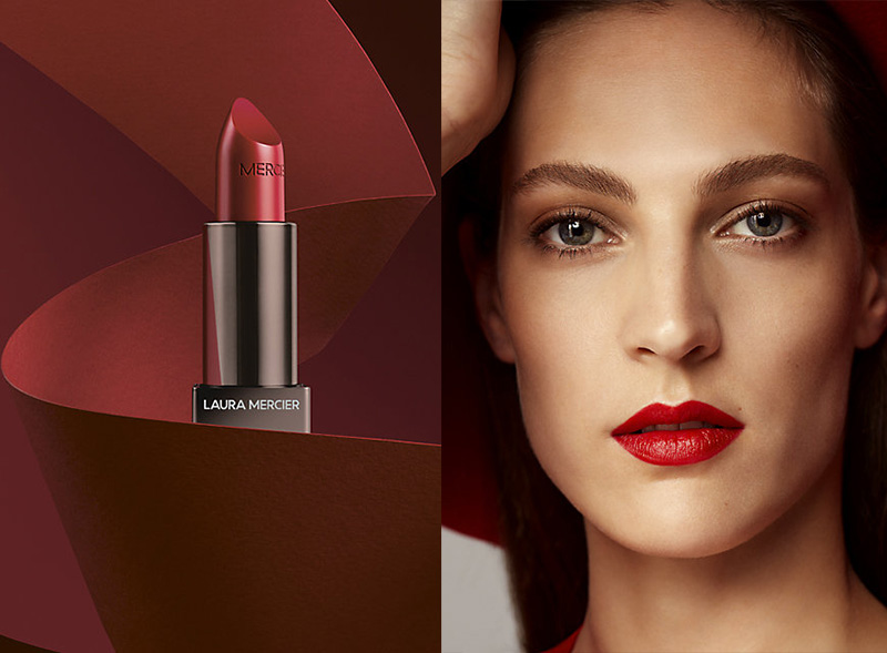 Rouge Essentiel Silky Creme Lipstick by Laura Mercier #17