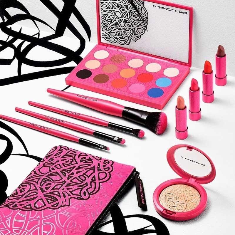 Mac X El Seed 2019 Makeup Collection