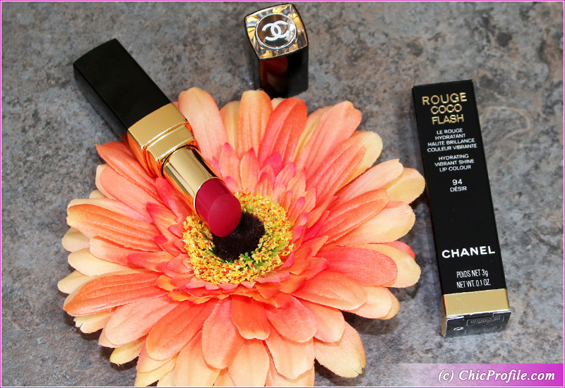 Chanel Desir Rouge Coco Flash Review Swatches Makeup