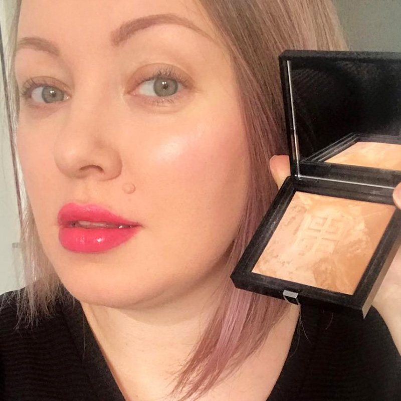 Givenchy Healthy Glow Powder Marble