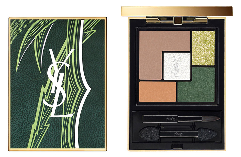 Yves Saint Laurent Luxuriant Haven Summer 2019 Collection